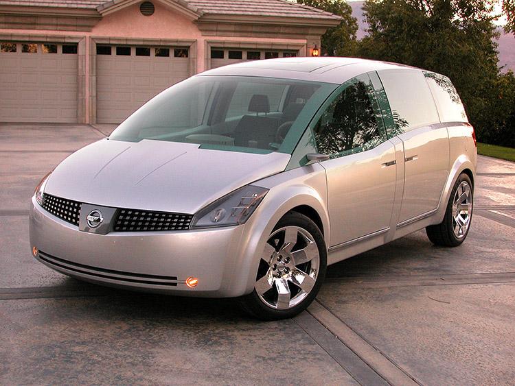 Nissan S Next Generation Quest Concept Expands Minivan Appeal To New Audiences